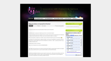 Jules et Julie - Toulouse