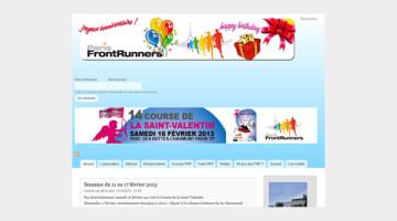 Paris Front Runners