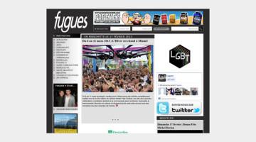 Fugues, magazine lgbt