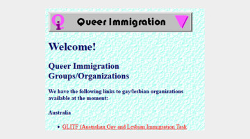 Queer Immigration