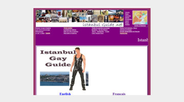 Guide Gay d'Istambul