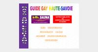 Guide gay Haute-Savoie