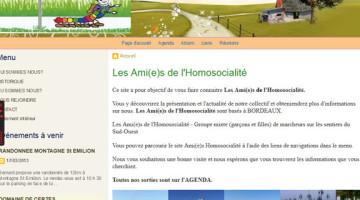 Les Ami(e)s de l'homosocialité - Bordeaux