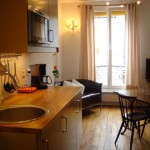 Paris At Home - Traversière salon