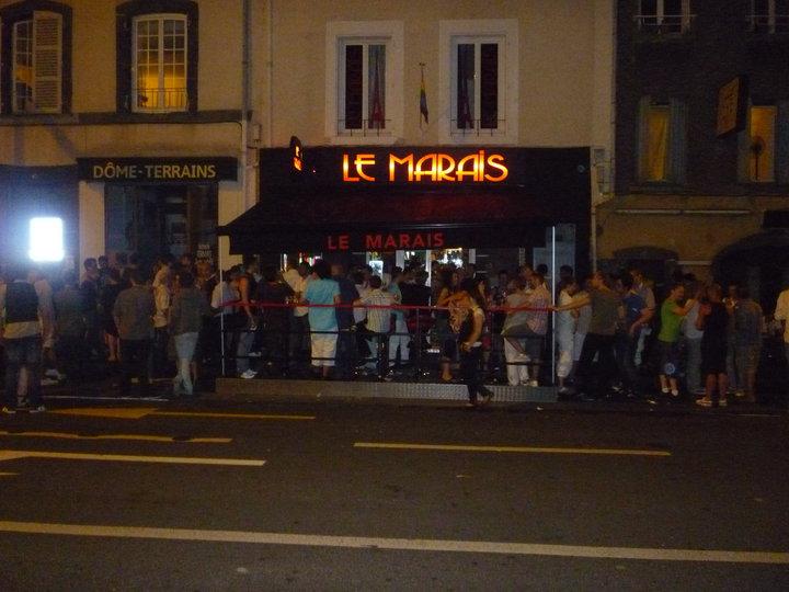galerie rencontre gay à Clermont Ferrand