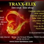 Traxx-Elix - Bordeaux
