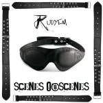 Rudyem