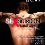 Gay seXpulsion - Paris