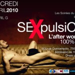 Gay seXpulsion - Paris