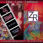 Ze Baar / Ze Restoo - Paris