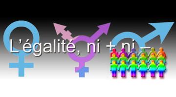 L'Egalité Ni+ Ni-
