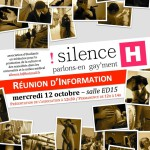 Silence H! - Lille
