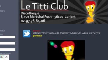 Titti Club - Lorient