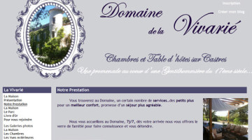 Domaine de La Vivarié