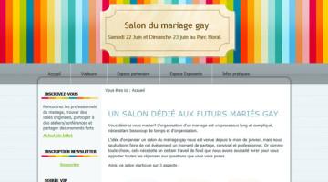 Salon du Mariage Gay